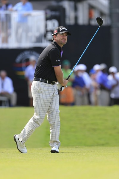 Graeme McDowell is fifth for putting at Doral after taking 26 putts for the second day running. Picture: Fran Caffrey  www.golffile.ie