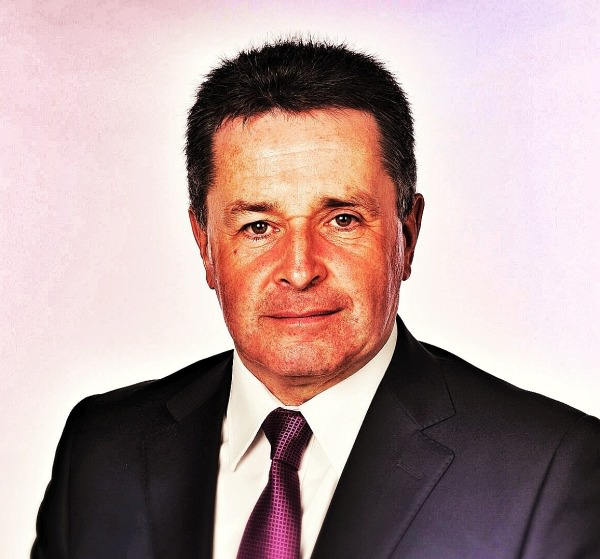 John Roche, the Confederation of Golf in Ireland's (CGI) Director of Golf and Business Development,