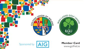The new, AIG sponsored GUI/ILGU membership card