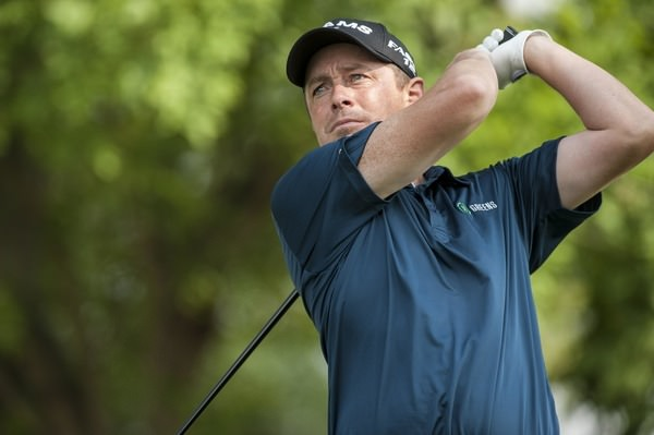 Mark Murphy made a sub-par start to the Europro Tour Q-School at Slaley Hall. Picture www.golffile.ie