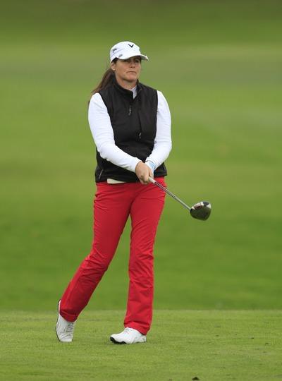 Hazel Kavanagh. Picture: Thos Caffrey /  www.golffile.ie