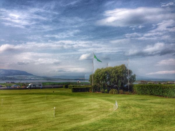 Light winds and brilliant sunshine greeted the semi-finalists at Rosses Point.