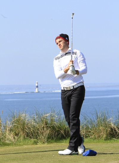 Rory McNamara. Picture: Thos Caffrey / www.golffile.ie