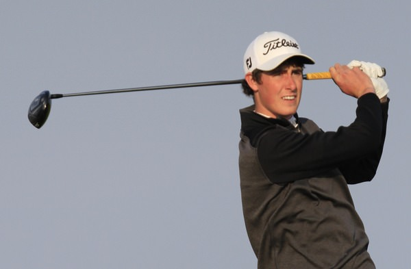 West Waterford's Gary McDermott made a solid start with a 72 in the Lytham Trophy. Picture: Thos Caffrey /  www.golffile.ie