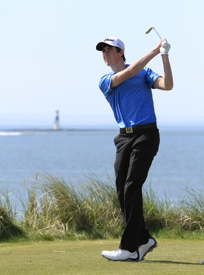 Gary Hurley. Picture Thos Caffrey  www.golffile.ie