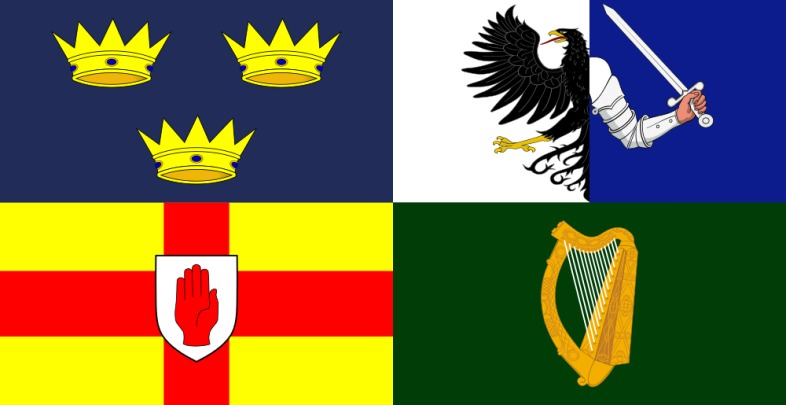 The Four Provinces Flag