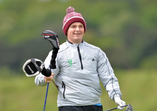 West of Ireland champion Jack Hume at Royal Dublin on Wednesday. Picture Pat Cashman  www.cashmanphotography.ie