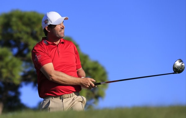 Pádraig Harrington will put on three charity Golf Shows again this winter. Picture: Fran Caffrey www.golffile.ie