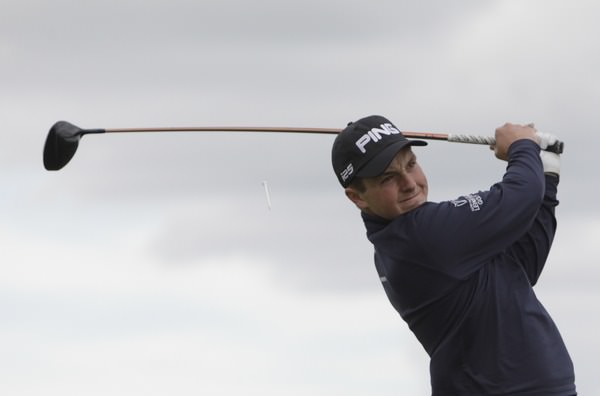 West of Ireland winner Jack Hume is going for back-to-back championship wins. Picture: Thos Caffrey / www.golffile.ie