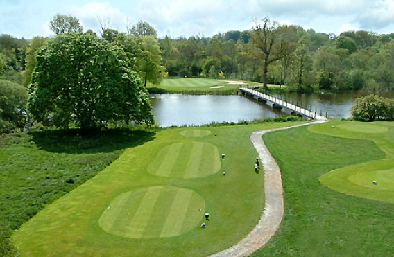 The 17th at Headfort New. Picture via  headfortgolfclub.ie