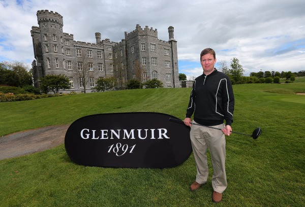 Michael McDermott has qualified for the Glenmuir PGA Professional Championship. Picture Patrick Bolger / Getty