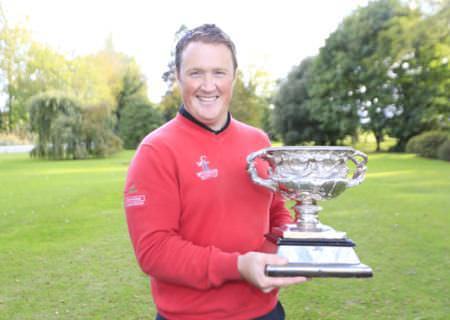 Michael McGeady, the Irish Professional champion.