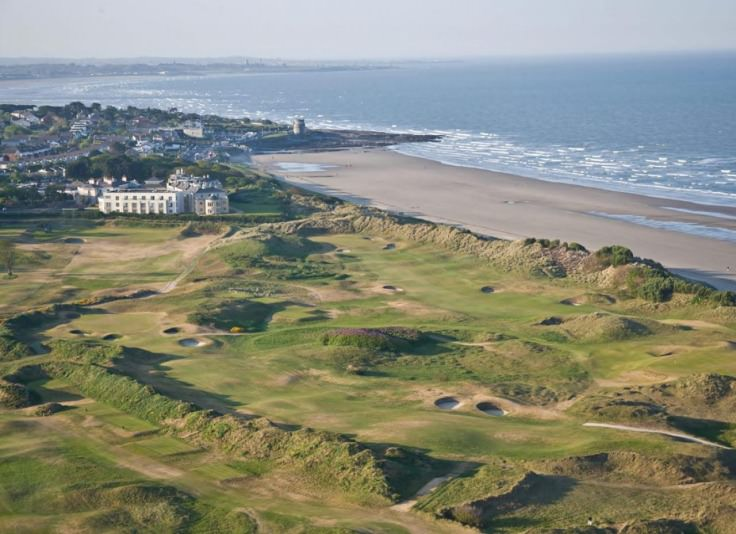 Portmarnock Hotel and Golf Links. Via  portmarnock.com