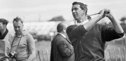 Joe Carr won the Kilkenny Scratch Cup in 1965