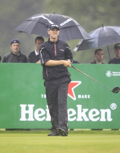 Seamus Power in action during the 2013 Irish Open at Carton House. Picture: Thos Caffrey / www.golffile.ie