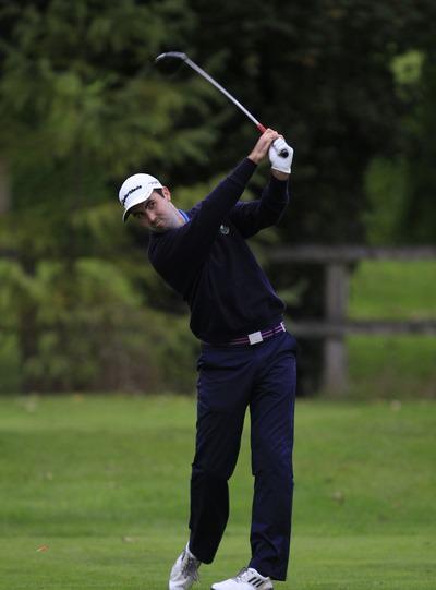 Niall Kearney. Picture: Thos Caffrey /  www.golffile.ie