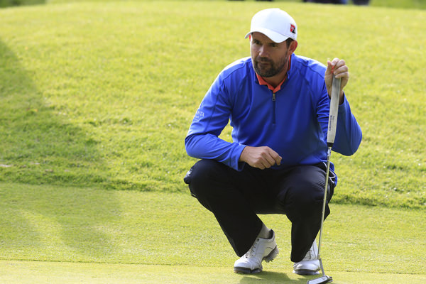 Pádraig Harrington is looking for some momentum and a few good breaks. Picture Stuart Adams  www.golffile.ie