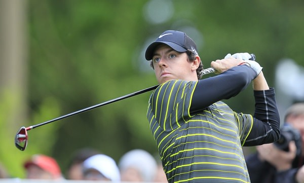 Rory McIlroy. Picture Stuart Adams  www.golffile.ie