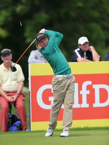 Gavin Moynihan.Picture: Fran Caffrey /  www.golffile.ie