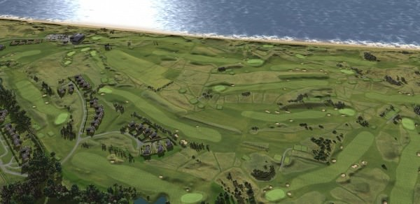 Aerial view of the links. Click to enlarge.