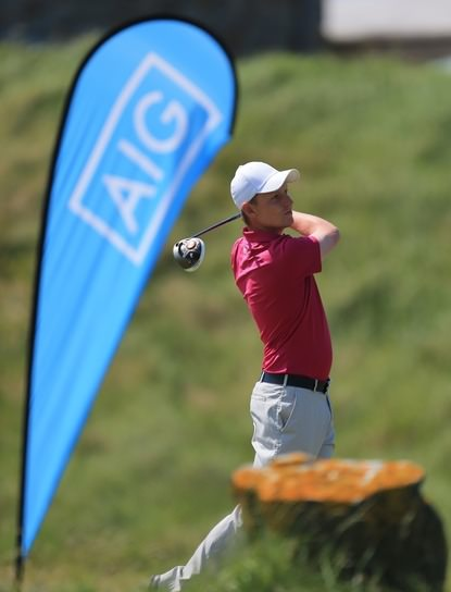 Geoff Lenehan reached the quarter-finals in last year's Irish Close. Picture: Thos Caffrey /  www.golffile.ie