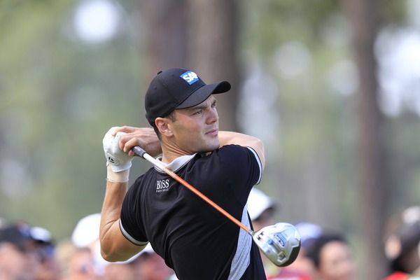 Martin Kaymer (GER) tees off the 16th during Friday's second round of the 2014 US Open at Pinehurst No.2 Course, Pinehurst, North Carolina.  Picture: Eoin Clarke  www.golffile.ie