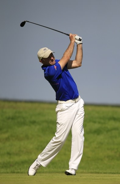 Colm Moriarty. Picture: Thos Caffrey / www.golffile.ie