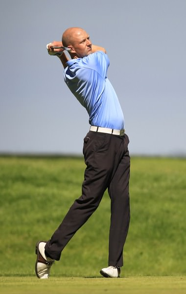 Mark Staunton. Picture: Thos Caffrey / www.golffile.ie