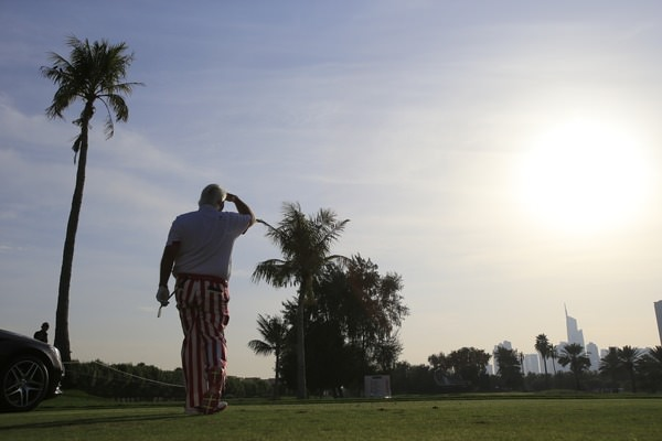 John Daly has his sights set on Hartford....Picture: Eoin Clarke  www.golffile.ie