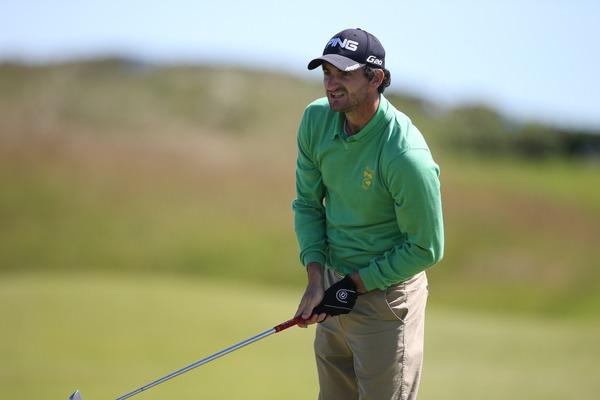 Chris Selfridge. Picture: David Lloyd / www.golffile.ie