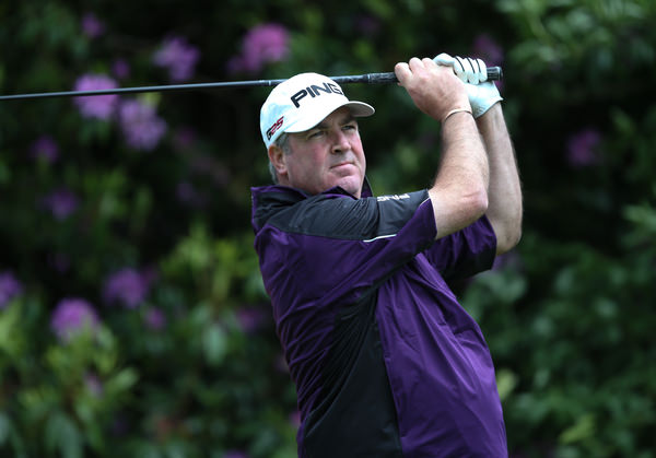 Damian Mooney. Picture:  David Lloyd / www.golffile.ie