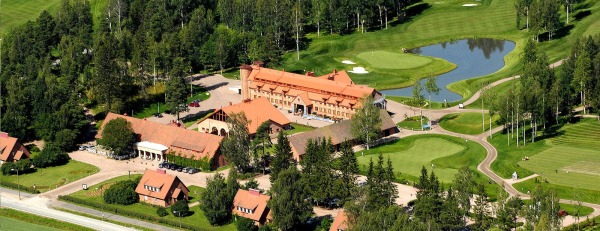Linna Golf, host venue for the European Men's Amateur Team Championship this week.