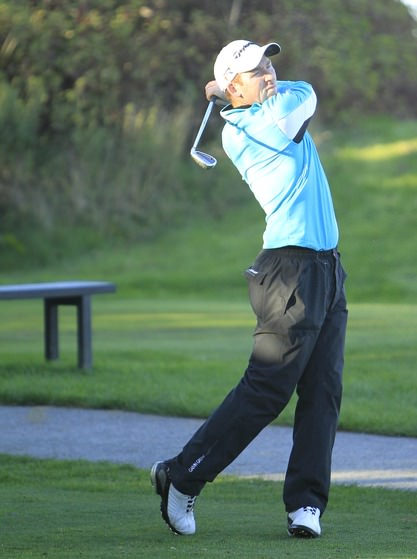Mark O'Sullivan. Picture: Thos Caffrey / www.golffile.ie