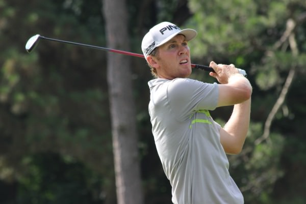 Seamus Power in action in the Southern Open at The Club at Irish Creek