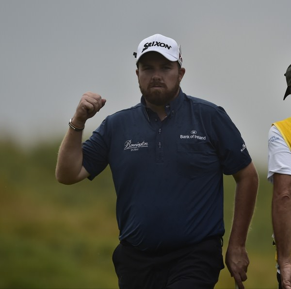 Shane Lowry made some birdies early but then faded. Picture Eoin Clarke  www.golffile.ie