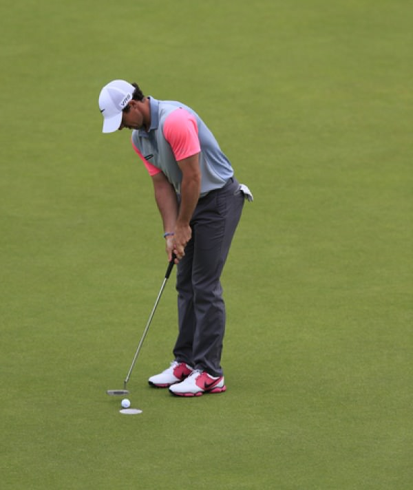 This... to win The Open. Picture Eoin Clarke, www.golffile.ie