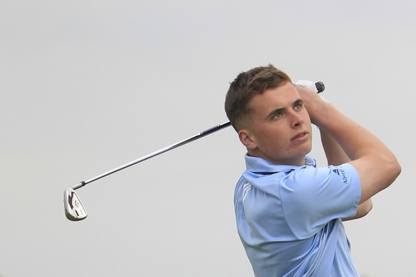 Ireland's James Sugrue.Picture: Thos Caffrey / www.golffile.ie