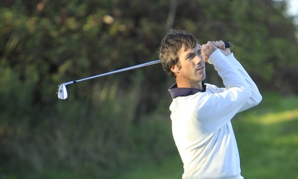 Tim Rice during the 2013 Cassidy Golf 103rd Irish PGA Championship at Roganstown. Picture: Thos Caffrey / www.golffile.ie