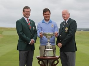 Stuart Bleakly, South of Ireland Amateur champion 2014.