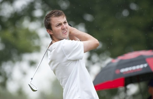 Ashley Chesters retained the International European Amateur Championship at St Andrews