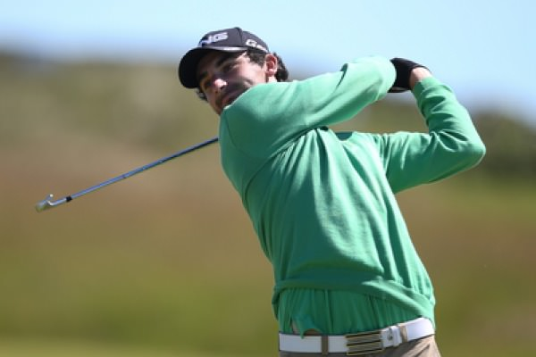 Chris Selfridge has been outstanding for Ireland with four wins out of four. Picture: David Lloyd /  www.golffile.ie