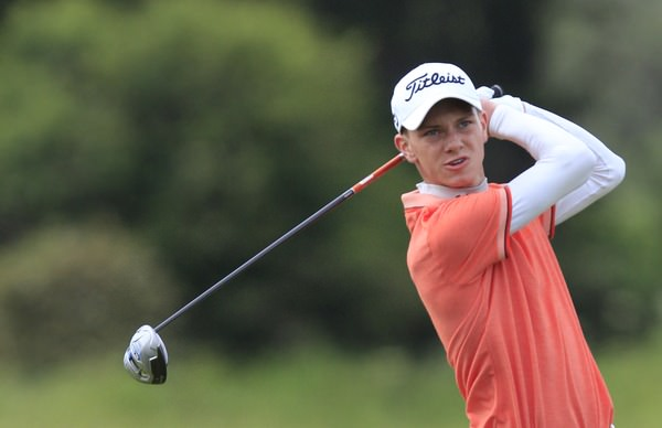 Rowan Lester. Picture: Thos Caffrey / www.golffile.ie