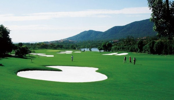 Zhongshan International Golf Club.