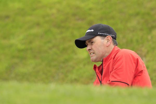 Slade Valley's John Dignam. Picture: Eoin Clarke  www.golffile.ie