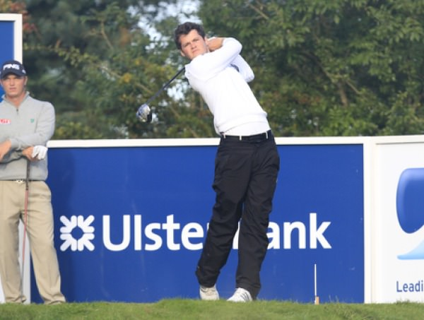 Rathmore's Alan Dunbar is entered for the First Qualifying Stage of the Tour School. Picture: Thos Caffrey /  www.golffile.ie