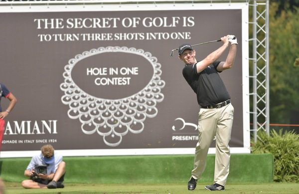 Stephen Gallacher. Picture www.golffile.ie