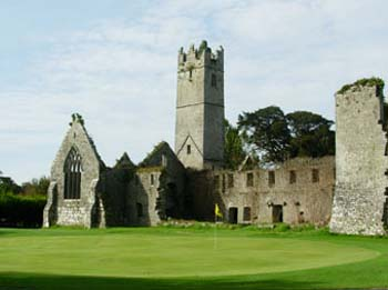 Adare Manor Golf Club. Picture via  adaremanorgolfclub.com/