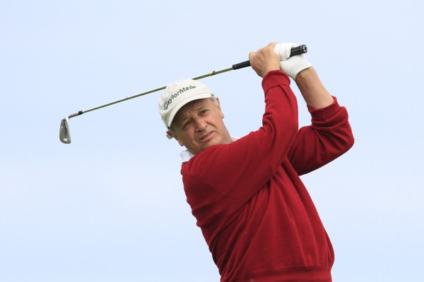 Arthur Pierse was a member of the winning Irish team at the European Senior Men's Team Championship in Poland. Picture: Thos Caffrey / www.golffile.ie