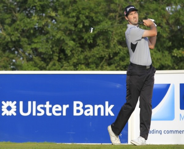 Niall Kearney during the Northern Ireland Open Challenge at Galgorm Castle 31st August 2014. Picture: Thos Caffrey /  www.golffile.ie