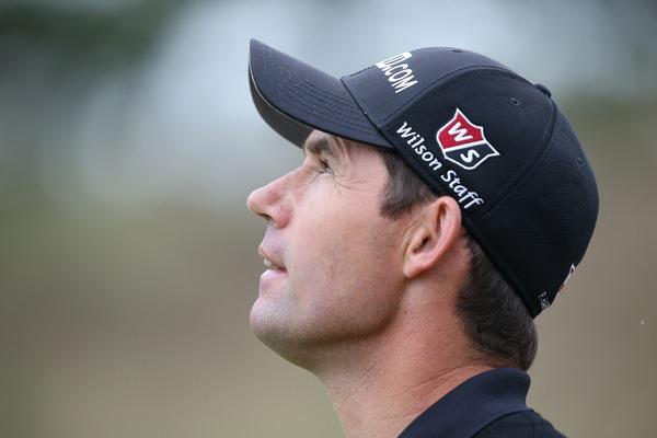 Pádraig Harrington.Picture: David Lloyd / www.golffile.ie